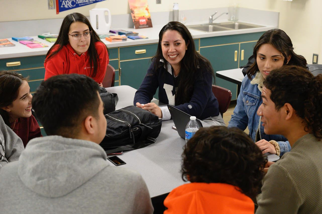 College and Career counselor at Natomas High School