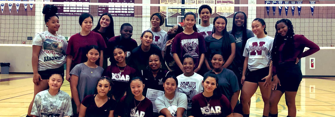 Natomas High School Volleyball Team
