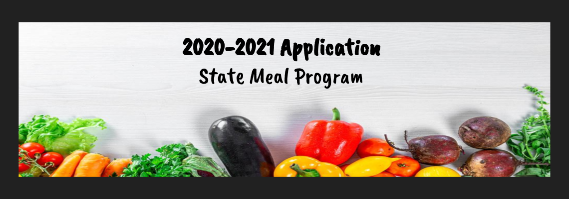 state meal program