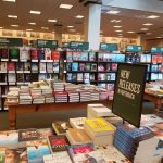 Inside of Barnes and Noble Bookstore