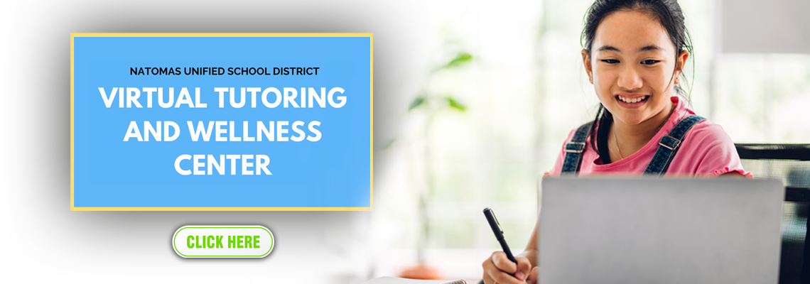 NUSD Virtual Tutoring and Wellness Center Click Here